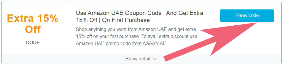 Amazon Uae Promo Codes Up To 60 Off On Deals Nov 2020