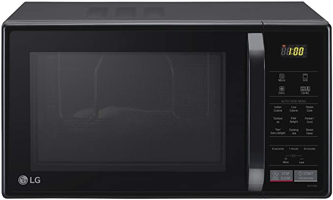 LG 21L Convection Microwave Oven