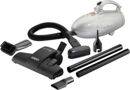 Eureka Forbes handheld vacuum cleaner with attachmentsA