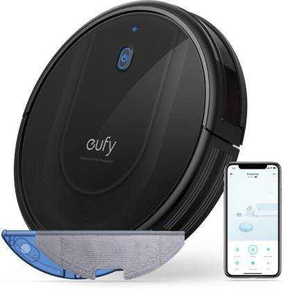 Smartphone controlled Eufy Robovac Robotic cleaner